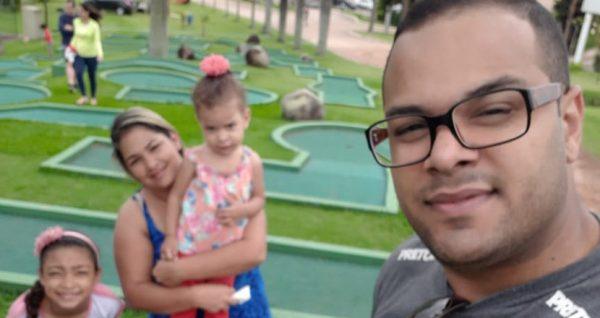 Grupo Souza Lima premiou uma Viagem com a Família