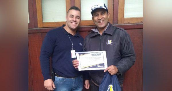 Honra ao Mérito: Controlador Luciano José