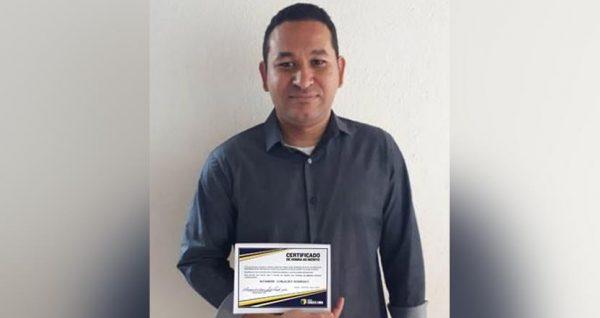 Honra ao Mérito: Alexandre Gonçalves Rodrigues