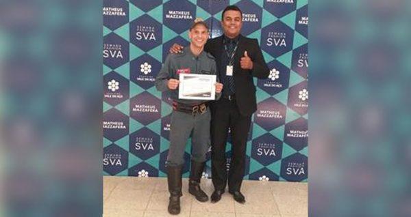 Honra ao Mérito: Ander Paula de Almeida
