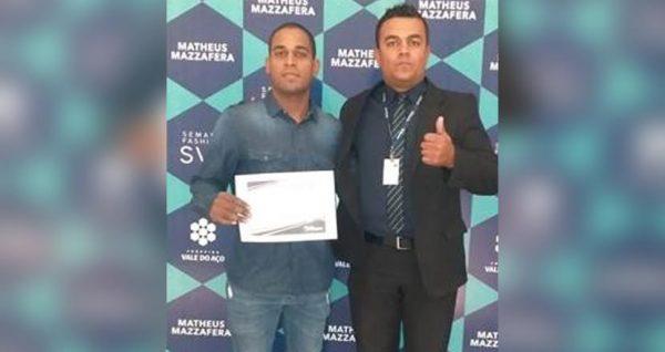 Honra ao Mérito: Filipi Douglas Costa Santos