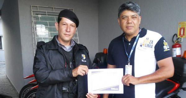 Honra ao Mérito: Gilberto Ricardo Pereira